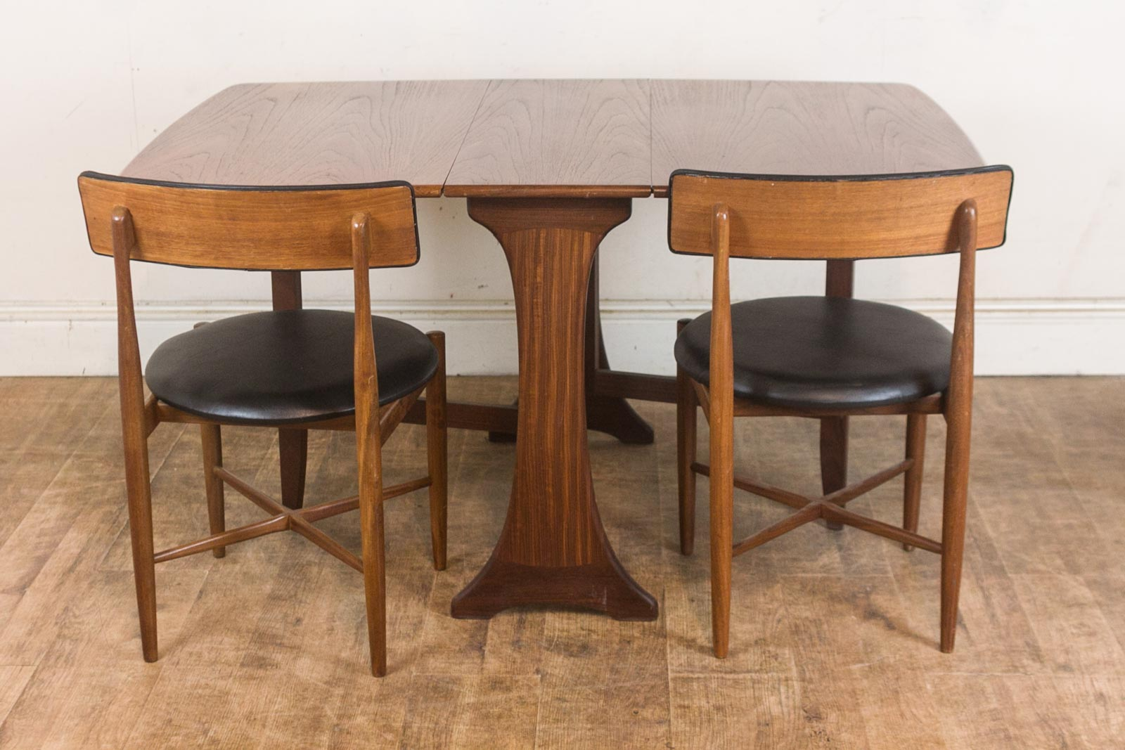 Vintage Retro G Plan Teak Drop Leaf Dining Table and 2  : hV040620 1 from www.ebay.co.uk size 1600 x 1067 jpeg 204kB