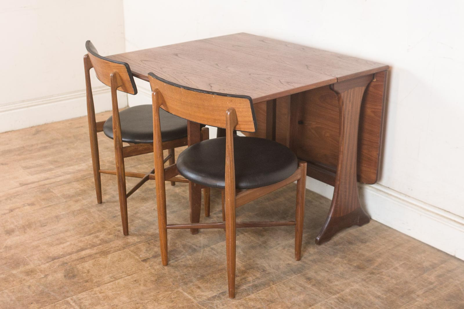 Vintage Retro G Plan Teak Drop Leaf Dining Table and 2  : hV040620 6 from www.ebay.co.uk size 1600 x 1067 jpeg 179kB