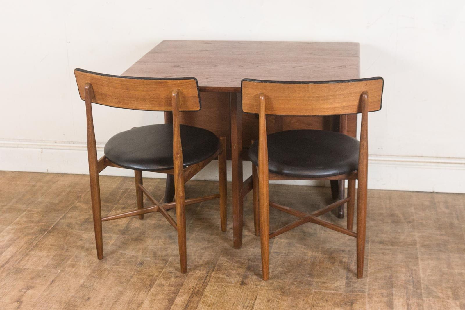 Vintage Retro G Plan Teak Drop Leaf Dining Table and 2  : hV040620 7 from www.ebay.co.uk size 1600 x 1067 jpeg 183kB