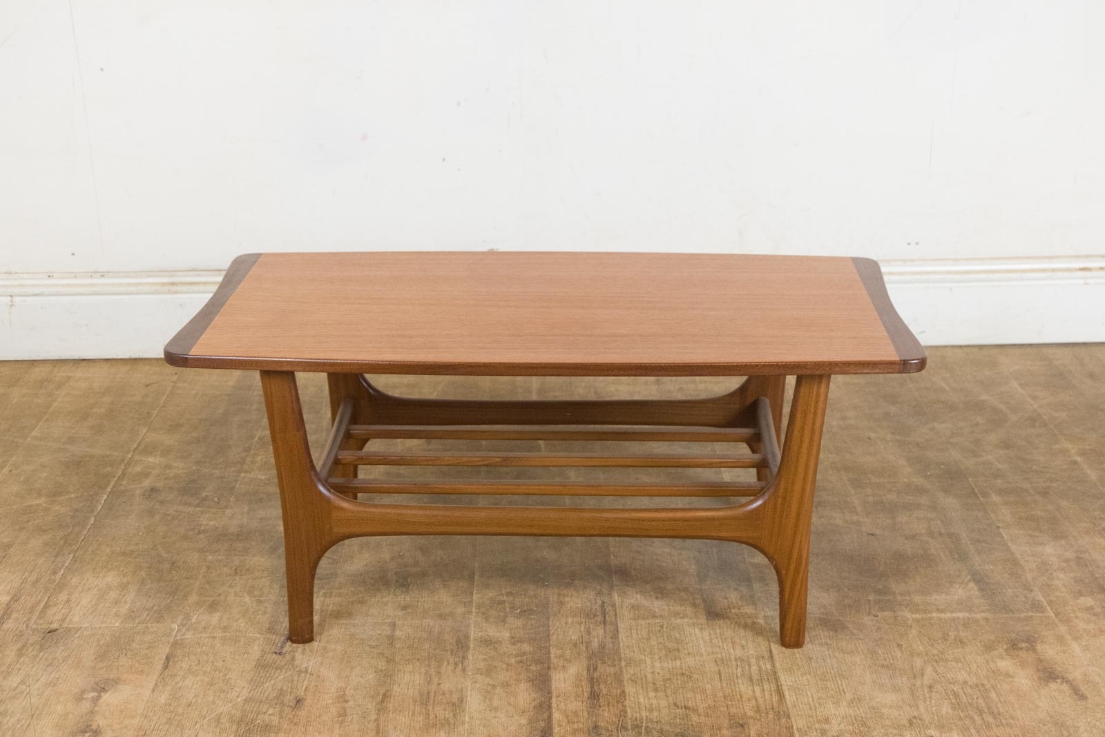 Vintage Retro Small Teak Danish Style Coffee Table | eBay